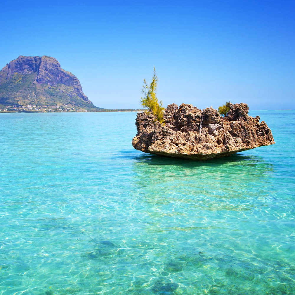 MAURITIUS – STANDARD PACKAGE – 6 NIGHTS / 7 DAYS
