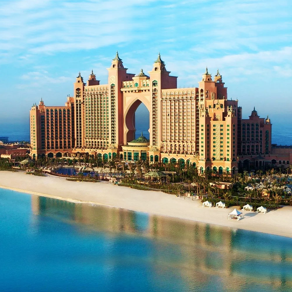 DUBAI – BUDGET PACKAGE – 5 NIGHTS
