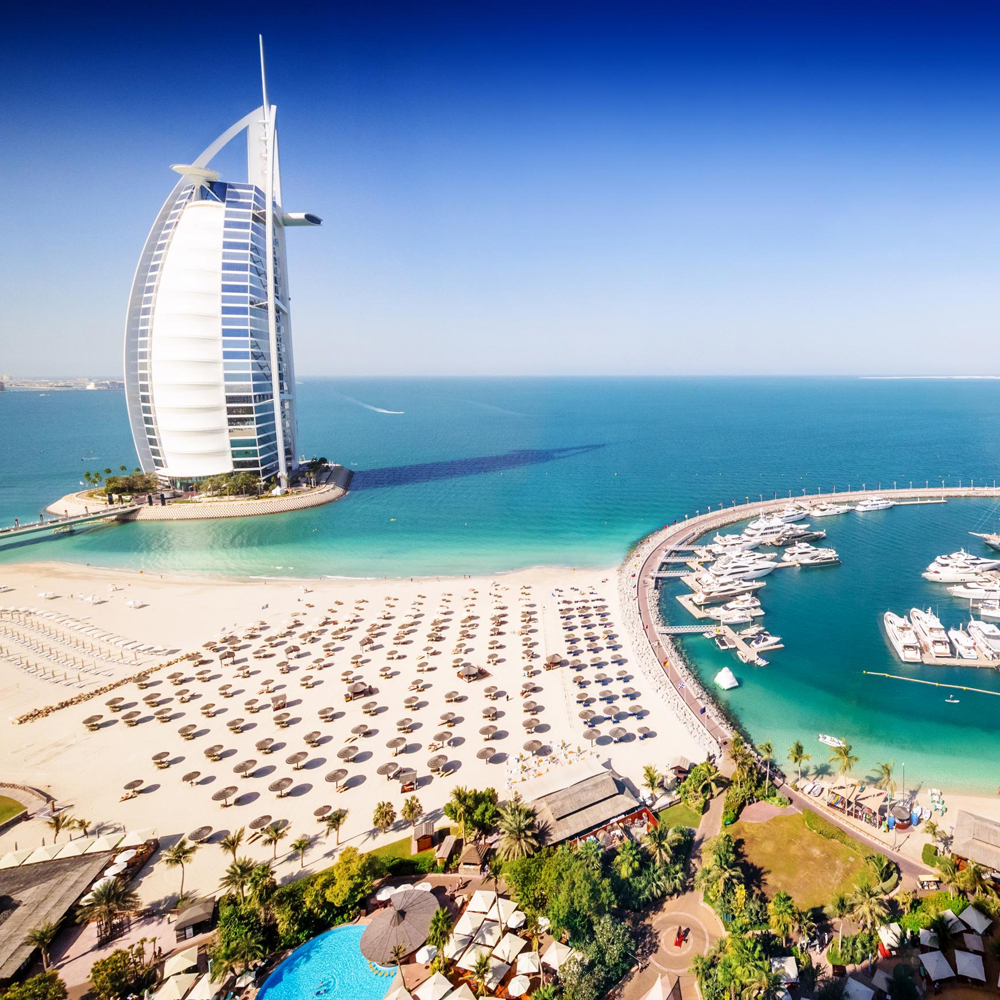 DUBAI – LUXURY PACKAGE – 5 NIGHTS – 5 STAR