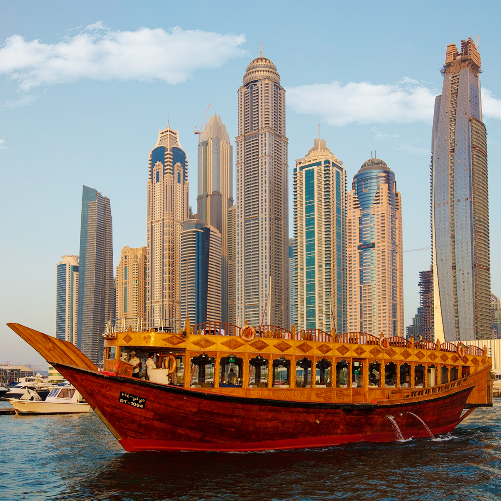 DUBAI – STANDARD PACKAGE – 5 NIGHTS