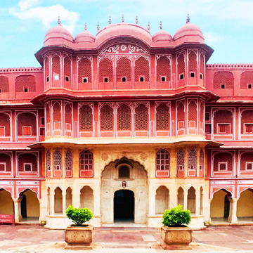 Rajasthan Domestic Packages